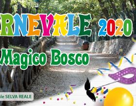 CARNEVALE NEL MAGICO BOSCO